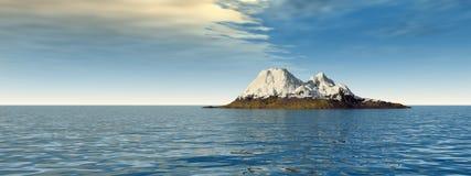 góra ss Zdjęcie Royalty Free
