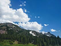 góra stroma Zdjęcie Royalty Free