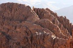 góra synaj Zdjęcia Royalty Free
