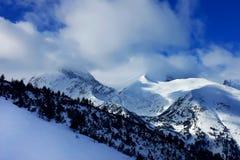 góra szczyt Obraz Stock