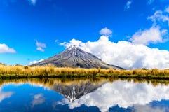 Góra Taranaki Obraz Royalty Free