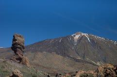 Góra Teide, Tenerife Obrazy Royalty Free