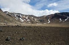 Góra Tongariro Zdjęcie Royalty Free