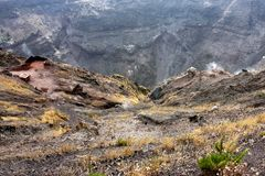 góra Vesuvius Zdjęcia Royalty Free