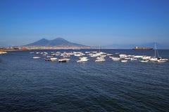 Góra Vesuvius Obrazy Royalty Free