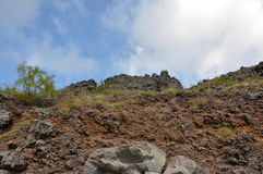 Góra Vesuvius Obraz Royalty Free