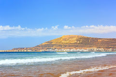 Góra w Agadir, Maroko Obraz Royalty Free
