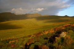 Góra w Irlandia Zdjęcia Stock