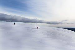 Góra w Lapland Zdjęcia Stock