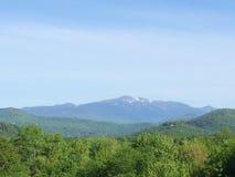 Góra W odległości Zdjęcie Royalty Free