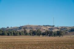 Góra Ważna przy Dookie blisko Shepparton, Australia Fotografia Stock