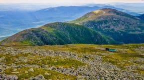 góra Washington Zdjęcia Stock