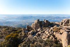 góra Wellington Zdjęcia Royalty Free