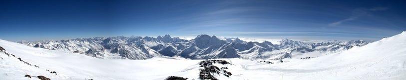 Góra widok Zdjęcie Royalty Free