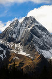 Góra wierzchołek Zdjęcie Stock