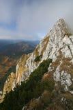góra wierzchołek Obrazy Stock