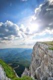 góra wierzchołek Zdjęcie Royalty Free