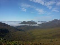 Góra wierzchołki Zdjęcie Stock