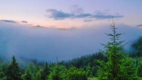 góra wschód słońca zbiory