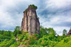 Góra Wu Yi Zdjęcie Stock