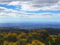 Góra Wyniosły szczyt zdjęcie stock