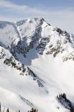 góra wysoka Obrazy Stock