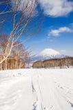 Góra Yotei Obrazy Stock