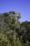 Górkowaty Krajobrazowy Nan, Tajlandia Obraz Stock