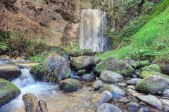 Górna Bridal przesłona Spada w Oregon Obraz Royalty Free