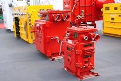 Górniczy elektromagnetyczny starter Zdjęcia Royalty Free