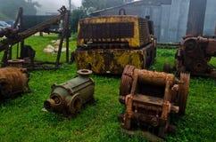 Górniczy samochody obrazy stock