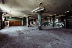 górnika budynek - Springfield, Ohio Obraz Royalty Free
