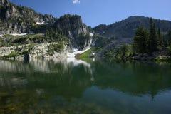 Górny Bloomington jezioro Zdjęcia Stock
