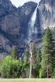 górny falls niższe Yosemite Fotografia Stock