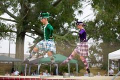 Górscy tancerze. Obraz Stock