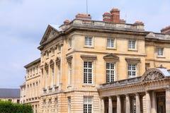 Górska chata Compiegne obrazy royalty free