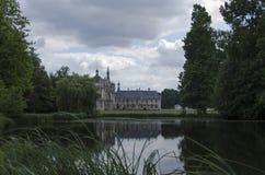 Górska chata de Chantilly Zdjęcia Stock