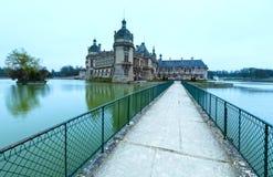 Górska chata de Chantilly (Francja) Obraz Royalty Free