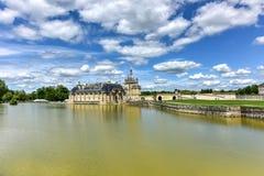 Górska chata de Chantilly, Francja - Fotografia Stock