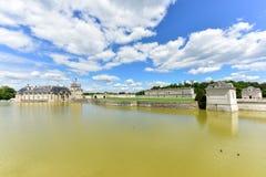 Górska chata de Chantilly, Francja - Zdjęcia Stock
