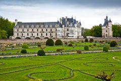 Górska chata De Chenonceau, Loire Dolina, Francja Fotografia Royalty Free