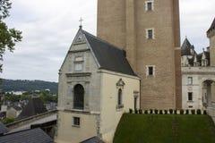 Górska chata de Pau, Francja zdjęcie royalty free