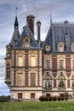 górska chata De Villersexel Obrazy Royalty Free