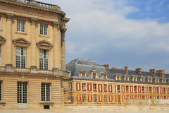 górska chata francuz Versailles Obrazy Royalty Free