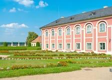 Górska chata Veltrusy Obrazy Royalty Free