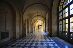 górska chata Versailles Obraz Royalty Free