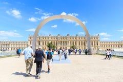 Górska chata Versailles, Versailles, Francja Obrazy Royalty Free