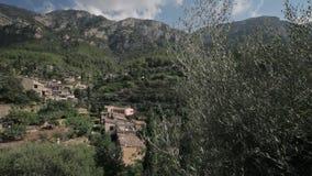 Górska wioska Deia zdjęcie wideo