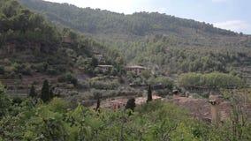 Górska wioska Deia zbiory