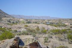 Górska wioska w cordobie Obraz Stock